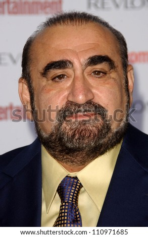 Ken Davitian  at Entertainment Weekly's 5th Annual Pre-Emmy Party. Opera and Crimson, Hollywood, CA. 09-15-07