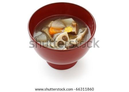 food kenchinjiru japanese food kenchinjiru kenchinjiru vegetable soup ...