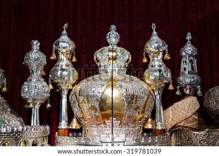 Keter Torah Synagogue - stock photo