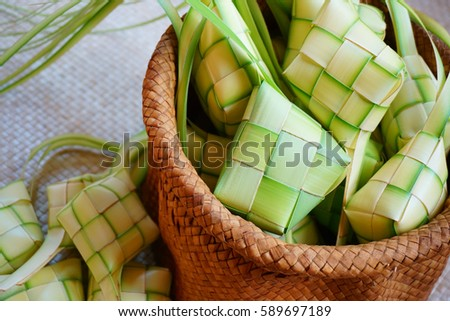 ketupat rice dumpling is - photo #17
