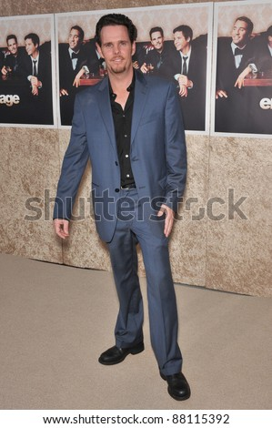 "Kevin Dillon at the premiere for the sixth season of the HBO TV series ""Entourage"" at Paramount Studios, Hollywood. July 9, 2009  Los Angeles, CA Picture: Paul Smith / Featureflash"