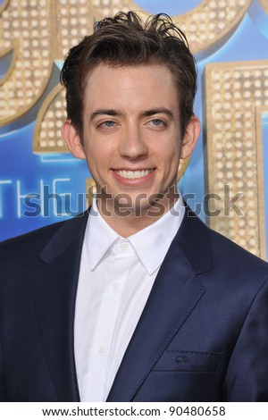 "Kevin McHale at the world premiere of ""Glee The 3D Concert Movie"" at the Regency Village Theatre, Westwood. August 6, 2011  Los Angeles, CA Picture: Paul Smith / Featureflash"