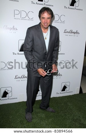 """Kevin Nealon at the 2nd Annual Patterns for Paws """"Pup-A-Razzi""""Benefiting the Amanda Foundation, Pacific Design Center, West Hollywood, CA. 08-24-11 - stock photo"""