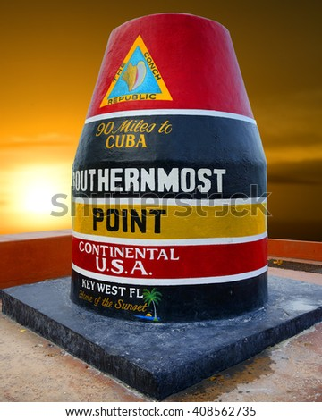 Key West, Florida - stock photo
