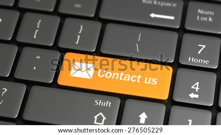 keyboard concepts and ideas  - stock photo