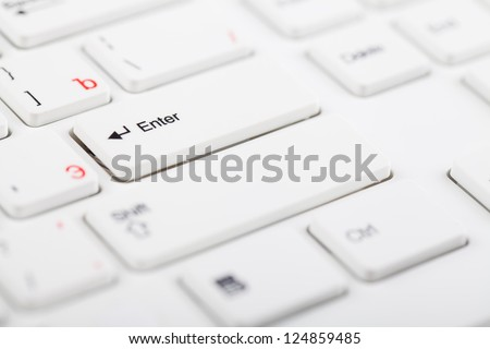 Keyboard macro - stock photo