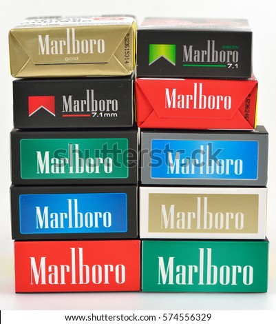 Marlboro Chinese review