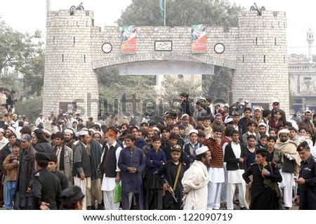Essay bomb blast pakistan