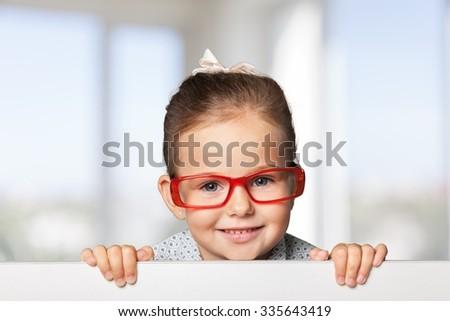 Kid. - stock photo