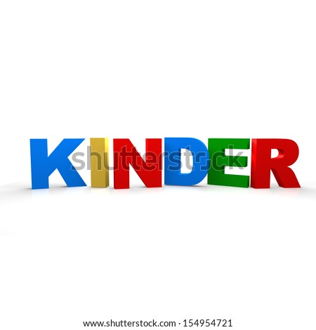 Kids German Kinder