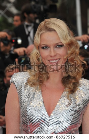 "Kiera Chaplin at the premiere of ""The Conquest"" at the 64th Festival de Cannes. May 18, 2011  Cannes, France Picture: Paul Smith / Featureflash"