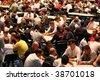 KIEV - AUGUST 18: European Poker Tour - Sports Poker Championship August 18, 2009 in Kiev, Ukraine. - stock photo