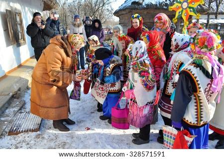 russian christmas jan 7