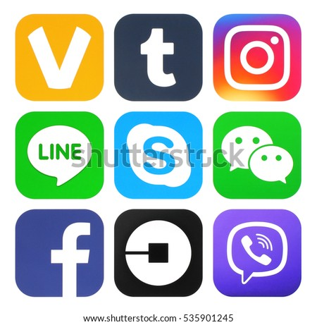 Instagram new logo 2016 stock images royalty free images for Best modern logos 2016