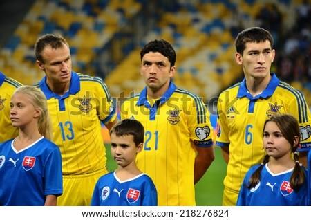 match com Ukraine