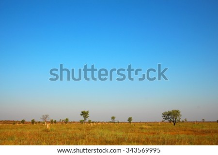 Kimberley, Western Australia - stock photo
