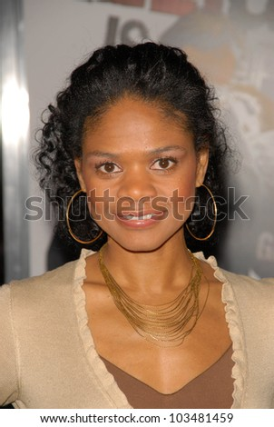 Kimberly Elise at 'The Book Of Eli' Premiere, Chinese Theater, Hollywood, CA. 01-11-10