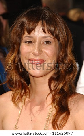 Kimberly McCullough at the 34th Annual Daytime Emmy Awards. Kodak Theater, Hollywood, CA. 06-15-07