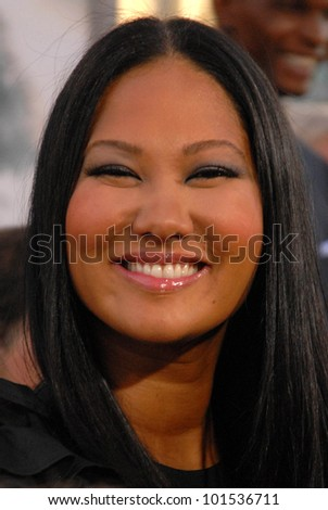 "Kimora Lee at the ""Inception"" Los Angeles Premiere, Chinee Theater, Hollywood, CA. 07-13-10"