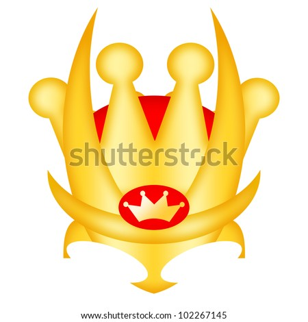 King Crown - stock photo