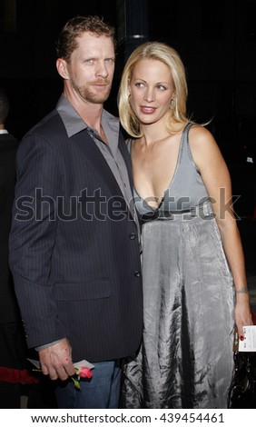 "Kirk Fox and Alison Eastwood at the Los Angeles Premiere of ""Changeling"" held at the Academy of Motion Picture Arts and Sciences in Beverly Hills, USA on October 23, 2008. - stock photo"