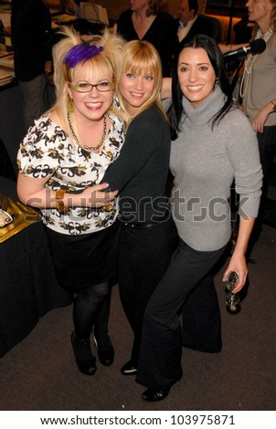 Kirsten Vangsness and Paget Brewster at the Criminal Minds 100th Episode Party. Quixote Studios, Los Angeles, CA. 10-19-09