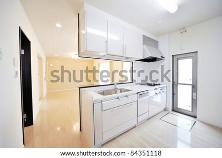 Kitchen-4 - stock photo