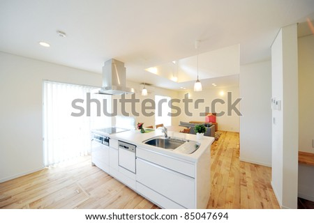 Kitchen-6 - stock photo
