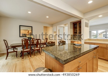 Kitchen Island Close Up kitchen counter top close up stock images, royalty-free images
