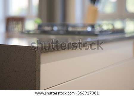 Kitchen Counter Close Up kitchen counter stock photos, royalty-free images & vectors