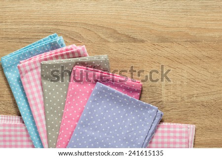 Perfect Kitchen Rags In Various Colors