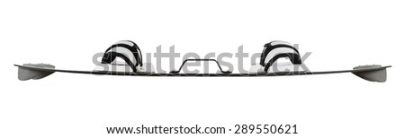 Kite board - stock photo