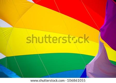 Kite Texture - stock photo