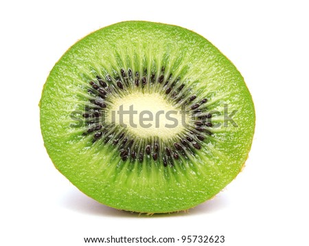 Kiwi fruits - stock photo