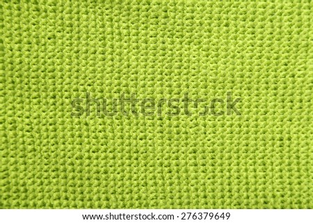 Knitting wool texture background - stock photo
