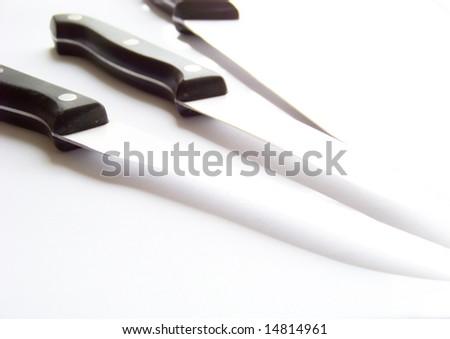 knives - stock photo