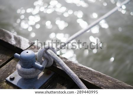 Knot - stock photo