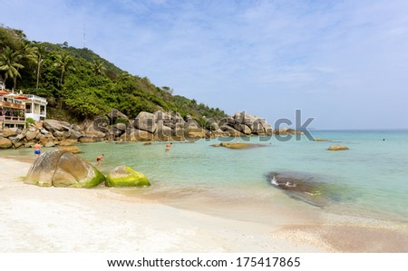 Ko Samui, Thailand - stock photo