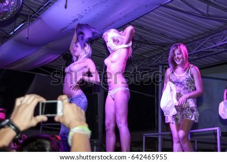 Вечеринка со стриптиз рами