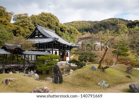 Kodai ji temple (Kyoto, Japan) - stock photo