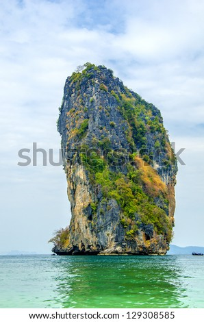 KOH Poda, KRABI, Thailand (during storms),