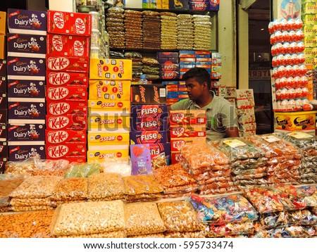 Kolkata India March 04 2017 Man Stock Photo (Edit Now ...