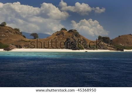 Komodo Islands. Indonesia. - stock photo