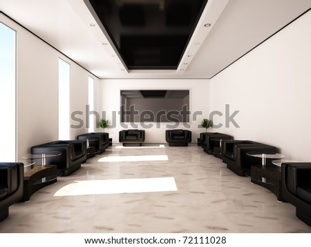 konferenc hall - stock photo