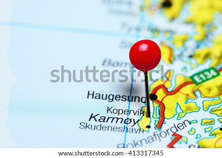 Karmoy Stock Images RoyaltyFree Images Vectors Shutterstock - Karmoy norway map