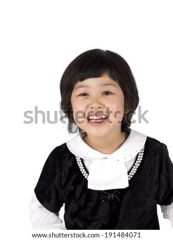 Korean child