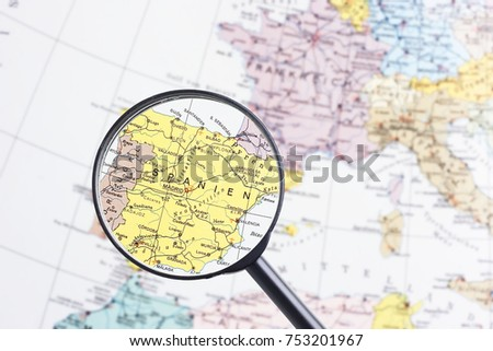 Kragujevac Serbia November 12 2017 Spain Stock Photo Royalty Free