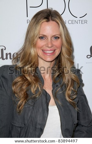 """Kristin Bauer at the 2nd Annual Patterns for Paws """"Pup-A-Razzi""""Benefiting the Amanda Foundation, Pacific Design Center, West Hollywood, CA. 08-24-11 - stock photo"""