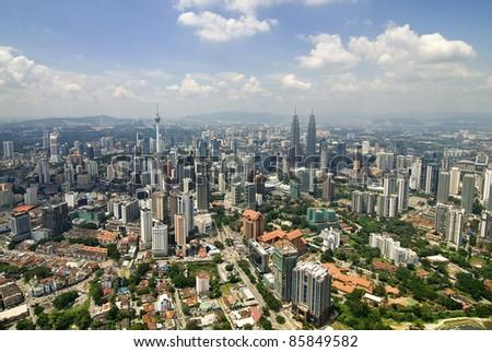 Kuala Lumpur - stock photo