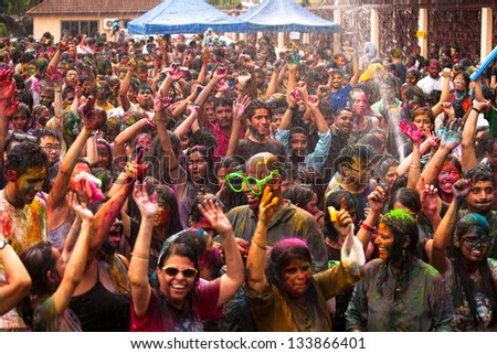 a festival celebrated in malaysia essay Festivals in malaysia thaipusam is the first indian festival in the year in malaysia although the festival is celebrated all over the country.